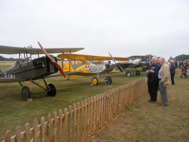 Stow Maries centenary celebrations
