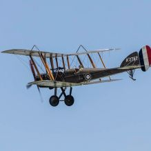Vintage Flying Event - 14-15 May 2016