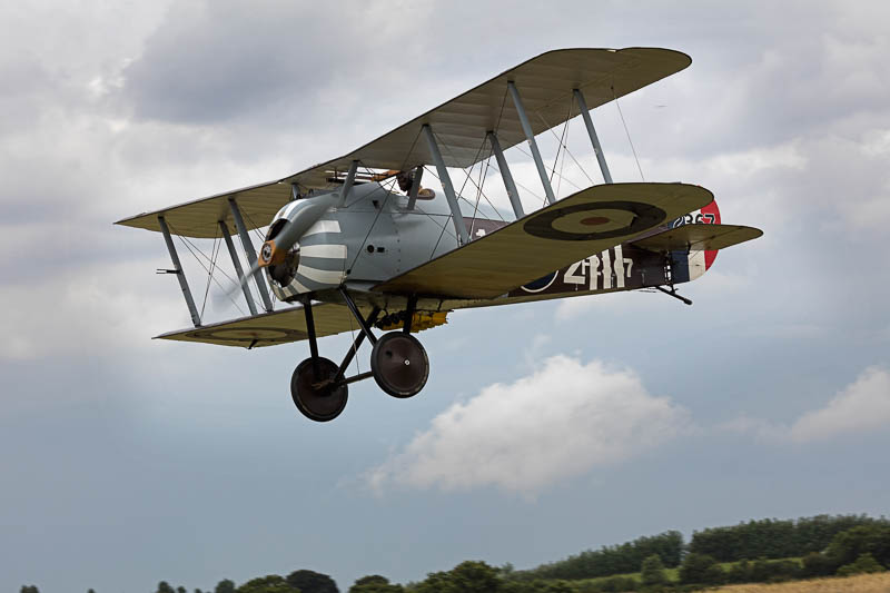 Sopwith Snipe - Image by David Davies