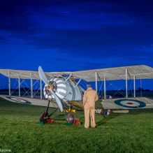 WW1 afternoon and night photo shoot