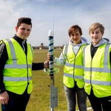 UK Aerospace Youth Rocketry Challenge South East Regional Finals 2016