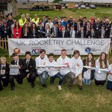 UK Aerospace Youth Rocketry Challenge Finals