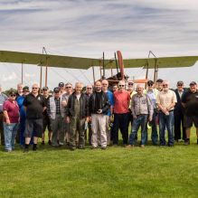 WW1 Aviation Heritage Trust Battle of the Somme commemorations